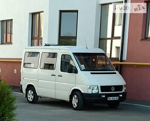 Volkswagen LT пасс.