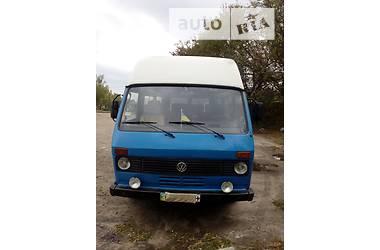 Volkswagen LT пасс.  1982