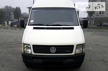 Volkswagen LT пасс. 35 2001