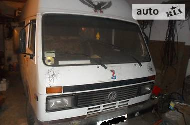 Volkswagen LT пасс.  1989