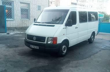 Volkswagen LT пасс.  1997
