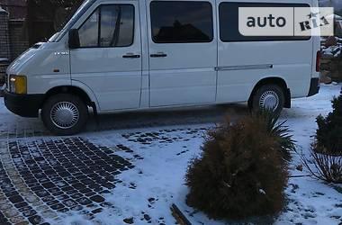 Volkswagen LT пасс. 8+1 2003