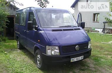 Volkswagen LT пасс. 35 2003