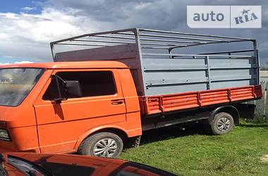 Volkswagen LT 31 1989