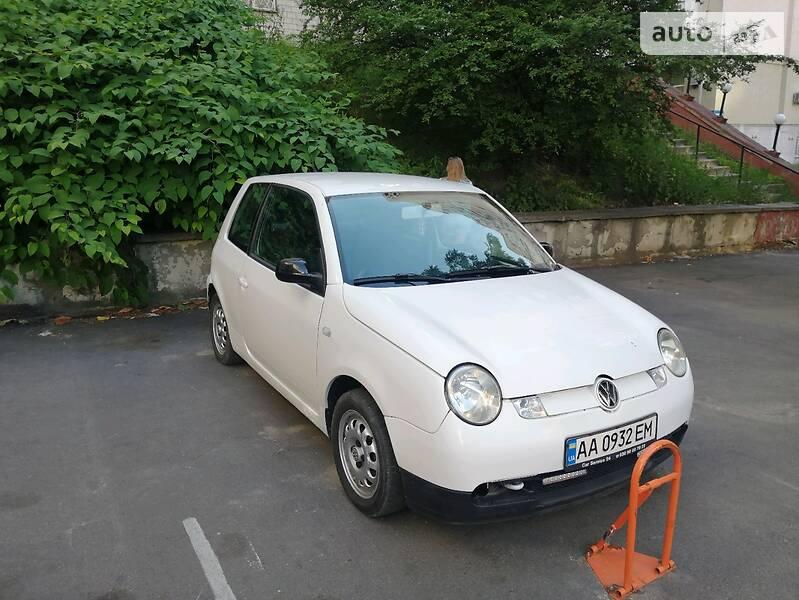 Купе Volkswagen Lupo