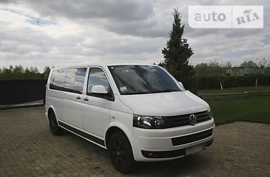 Volkswagen Multivan 4motion 2010
