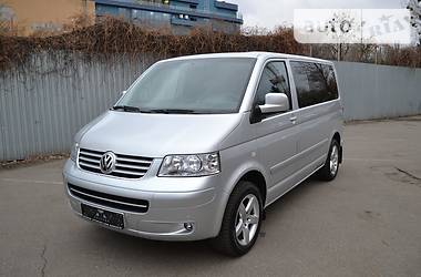 Volkswagen Multivan 4Motion 2006