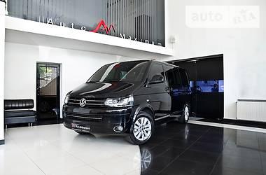 Volkswagen Multivan 2.0 TSI 4Motion 2014