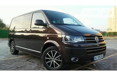 Volkswagen Multivan 132 KW 2012
