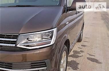 Volkswagen Multivan 4 Motion 2016
