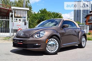Volkswagen New Beetle Cabrio / 1.8 TSI 2015