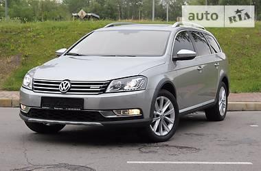 Volkswagen Passat Alltrack Highline 2013