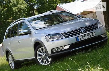 Volkswagen Passat Alltrack 4 MOTION 2014