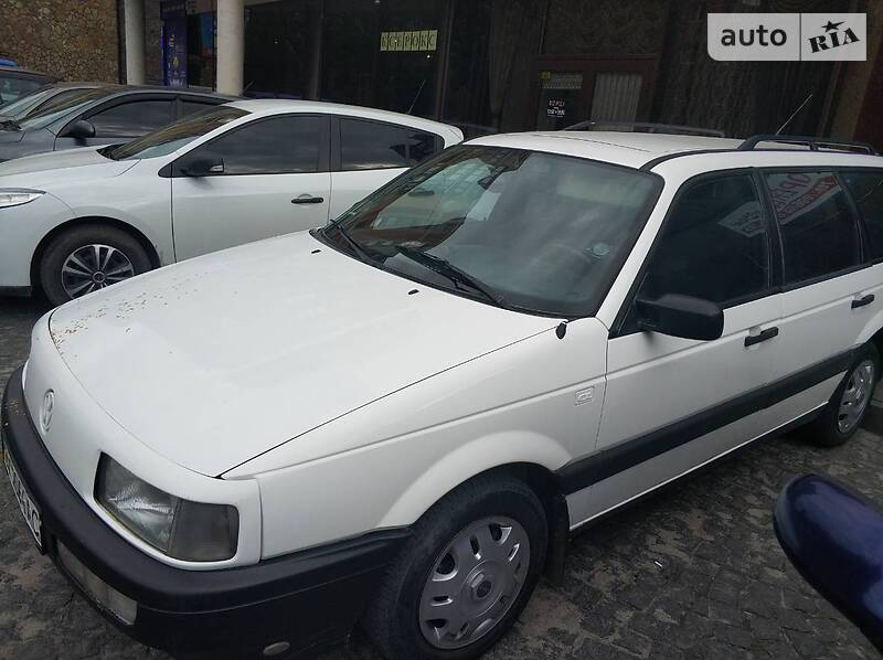 Универсал Volkswagen Passat B1