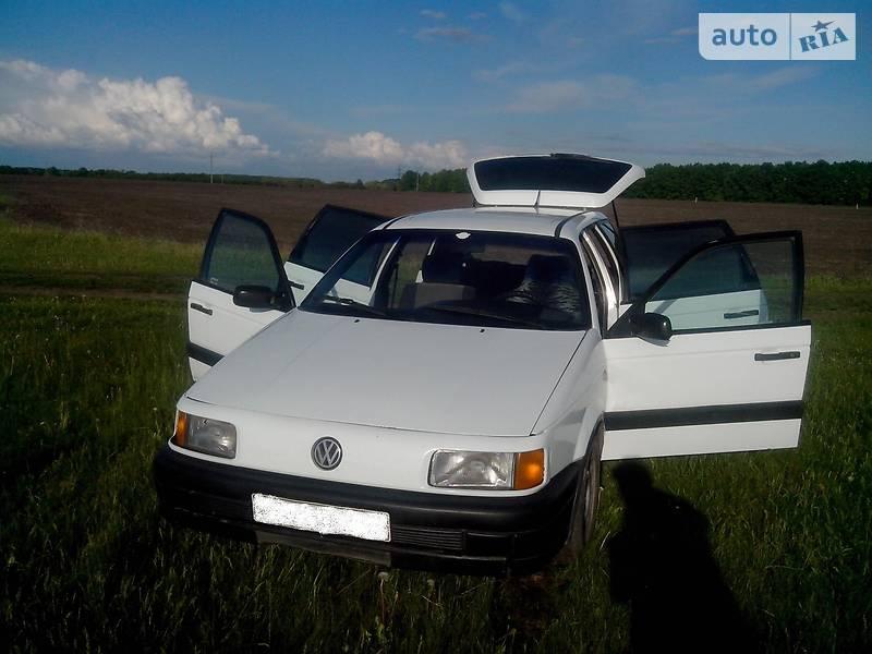 Универсал Volkswagen Passat B3