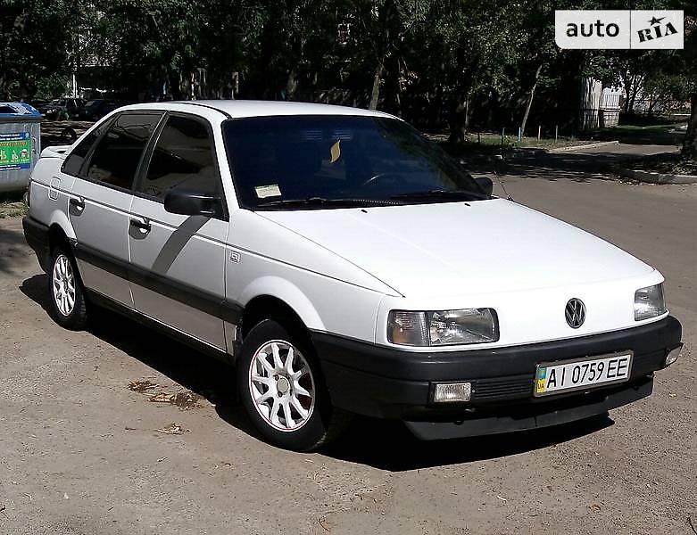 Volkswagen Passat 1991 року