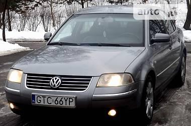 Volkswagen Passat B5 2.5 TDI 2002