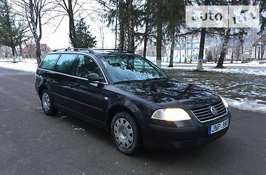 Volkswagen Passat B5 1.9 96kw 2002