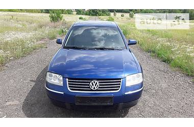 Volkswagen Passat B5 HIGHLINE 2001
