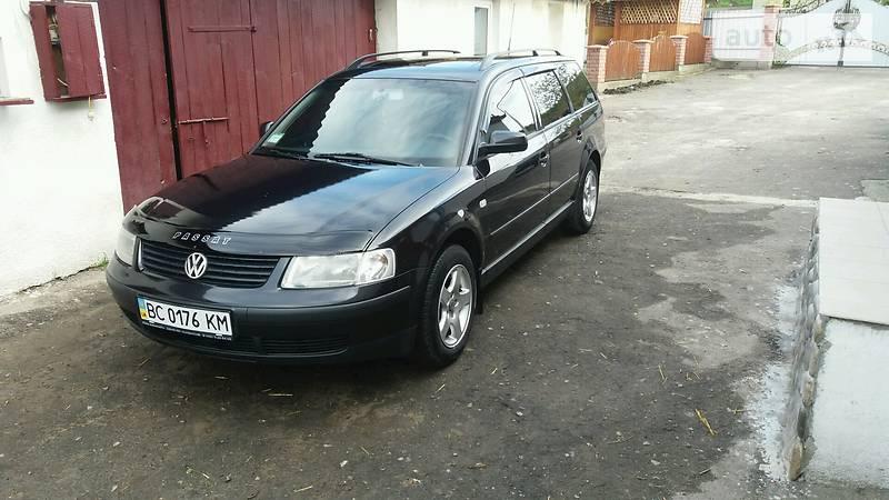 Volkswagen Passat 2000 року