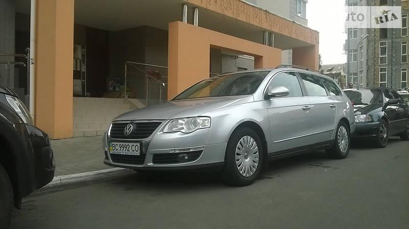 Volkswagen Passat 2008 року