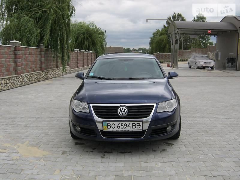 Седан Volkswagen Passat B6 - Avto-Russia.ru