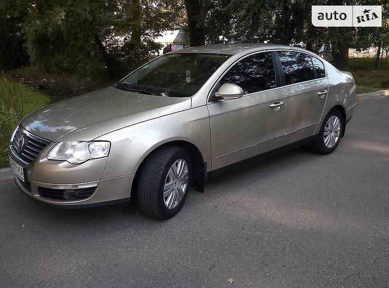 Volkswagen Passat 2006 року