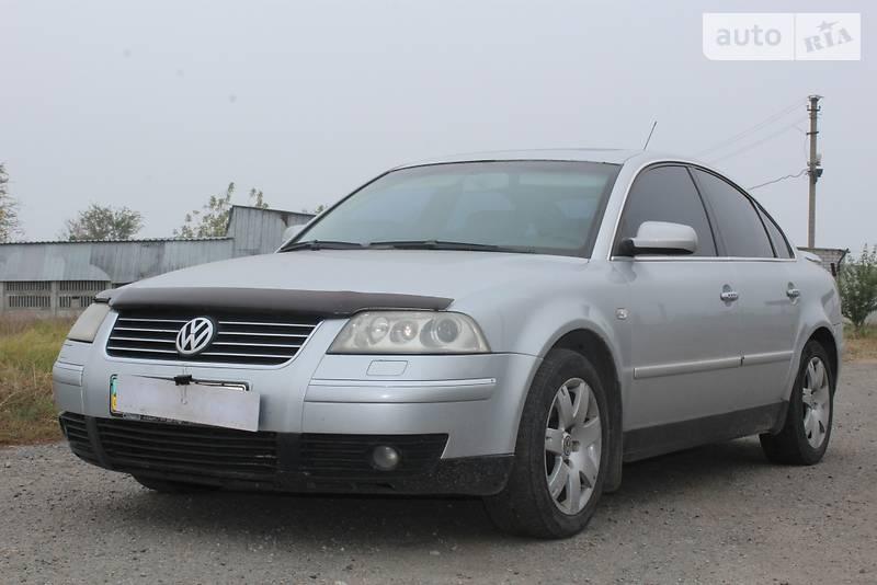Volkswagen Passat 2001 року