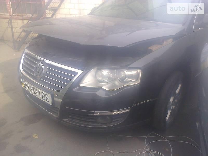 Volkswagen Passat 2007 року
