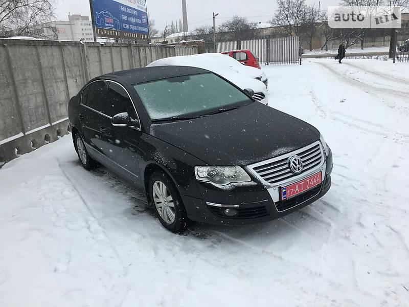 Volkswagen Passat B6  2009