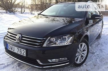 Volkswagen Passat B7 R-LINE 110kw TSI 2012