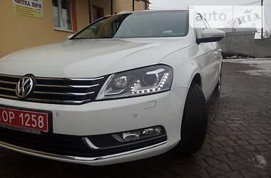 Volkswagen Passat B7 110 квт 2012