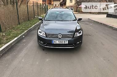 Volkswagen Passat B7  DSG LED 125 KW 2011