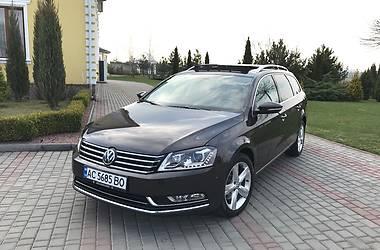 Volkswagen Passat B7 4MOTION  2011