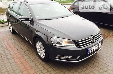Volkswagen Passat B7 2.0TDI 4X4  2011
