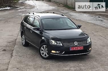 Volkswagen Passat B7 газ 2011