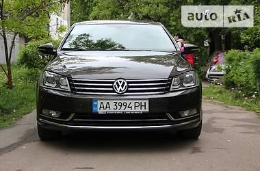Volkswagen Passat B7 Comfort 2012