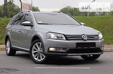 Volkswagen Passat B7 Alltrack 2013