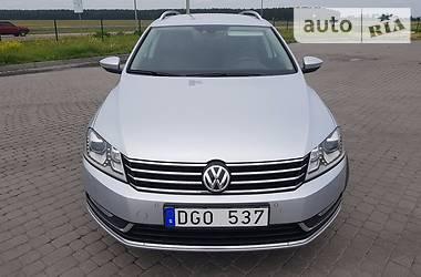 Volkswagen Passat B7 1.4 TSI ECOFUEL 2013