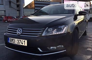 Volkswagen Passat B7 2.0TDi DSG 2014