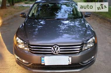 Volkswagen Passat B7 WOLFSBURG EDITION 2014