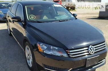 Volkswagen Passat B7 2.5L 5 2012