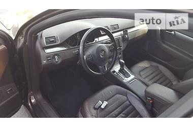 Volkswagen Passat B7 HIGHLINE 2.0TDI DSG 2012