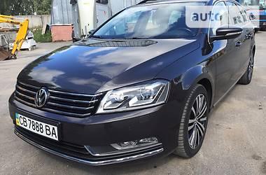 Volkswagen Passat B7 4*4 2011