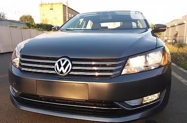 Volkswagen Passat B7 B7 2014
