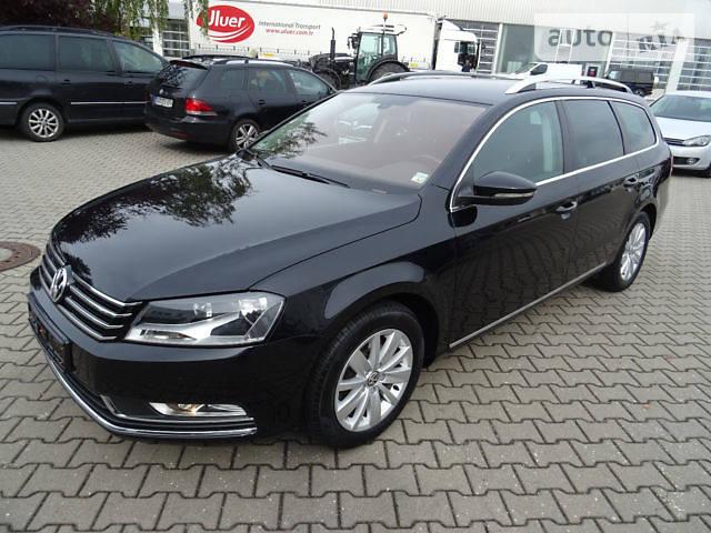 Volkswagen Passat 2013 года
