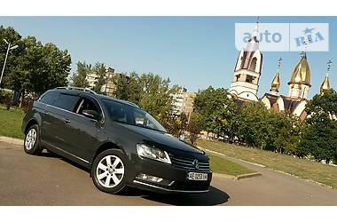 Volkswagen Passat B7 газ !!! 2011