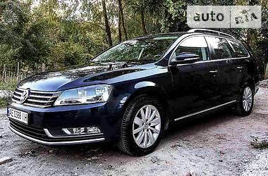 Volkswagen Passat B7 1.6 TDI Bluemotion 2012