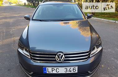 Volkswagen Passat B7 BLUEMOTION 2011