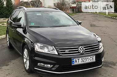 Volkswagen Passat B7 R-lain 2014